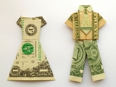 money-origami-clothes-men-and-women