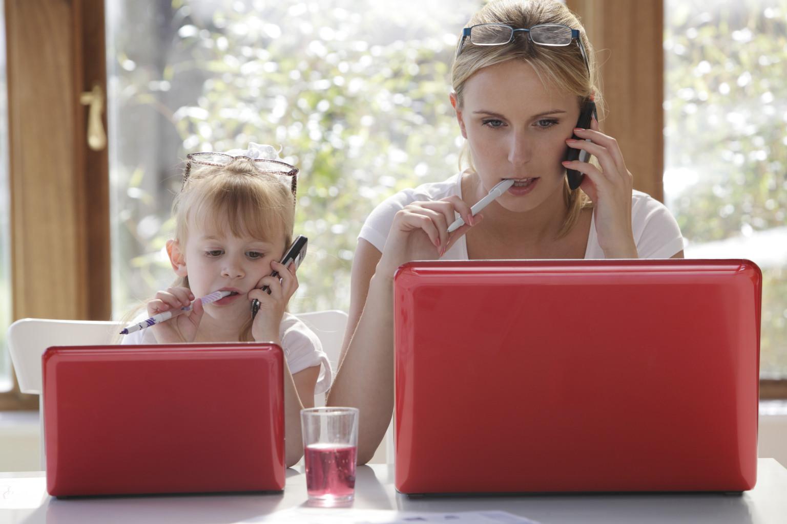 Freelance Mom