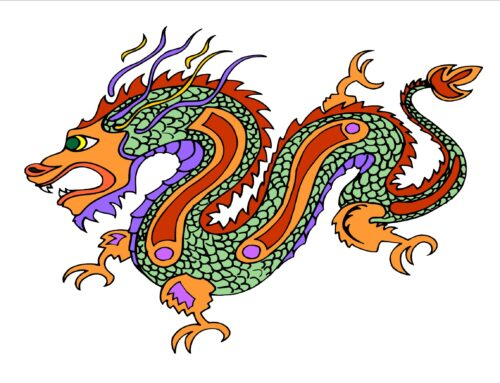 Look Out! Year of the Dragon