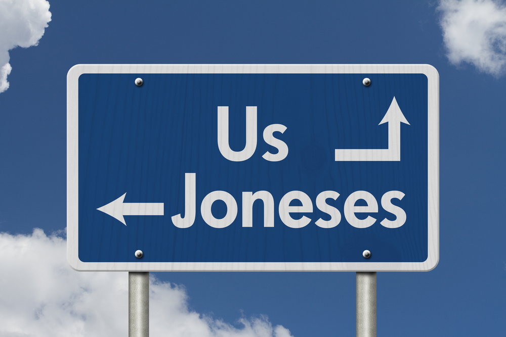 Keeping up with the Joneses and Social Spending